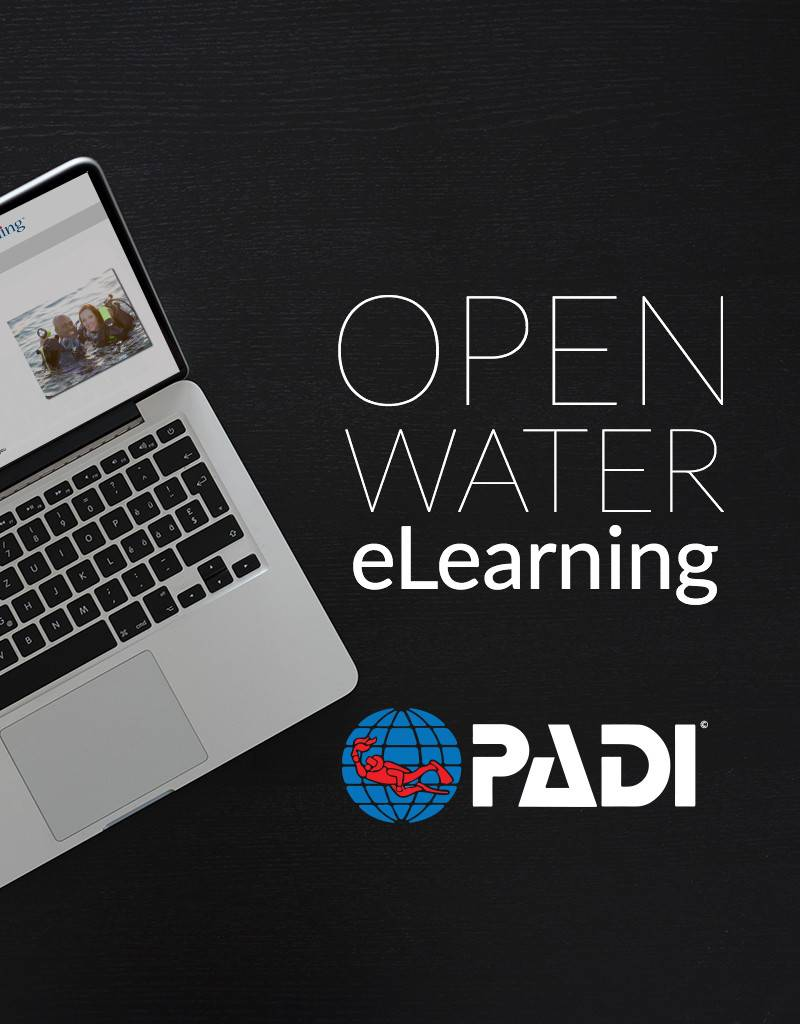 Force-E PADI eLearning code