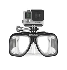 Trident Trident Octomask GoPro Mask