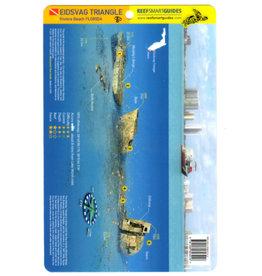 Reef Smart/Mango Media Reef Smart Wreck Map Eidsvag Triangle