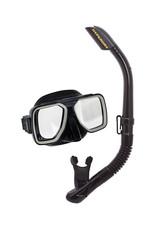 Tusa Tusa Liberator Mask & Snorkel Set