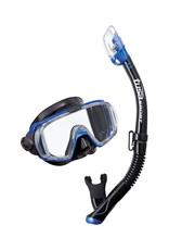 Tusa Tusa Tri-Ex Black Series Mask / Snorkel
