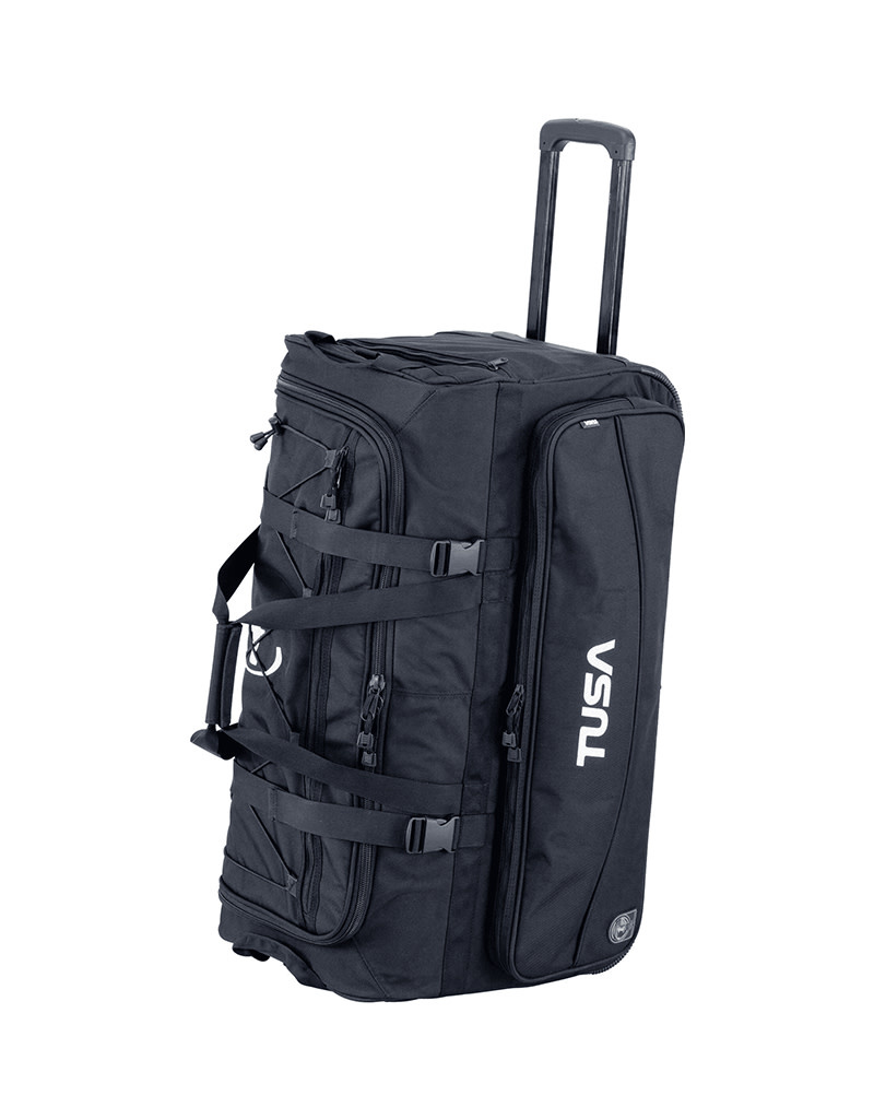 Tusa Tusa Roller Duffle Bag