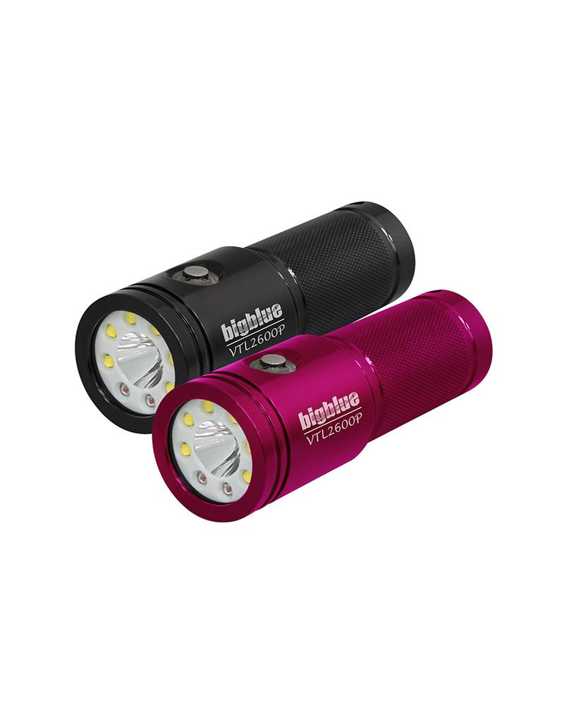 Bigblue Dive Lights BigBlue VTL2600P Video Tech Light