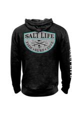 Saltlife LLC SaltLife Spearfish Badge Hoodie