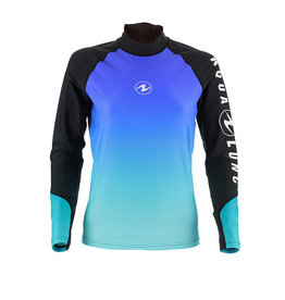 AquaLung Aqua Lung Womens Rashguard LS