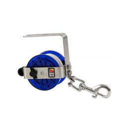 Dive Rite Dive Rite Reel Safety 140'' #24 white Line - Blue