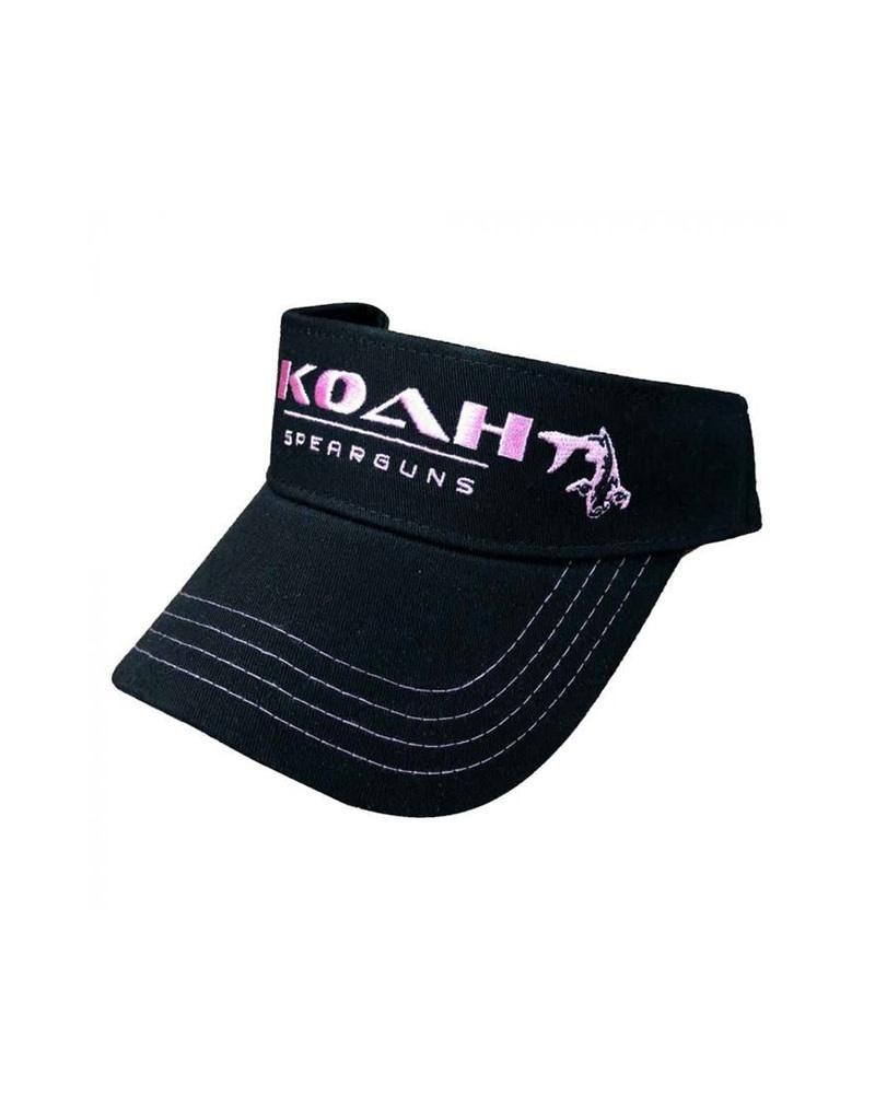 Koah Spearguns Koah Visor - PINK/BLK