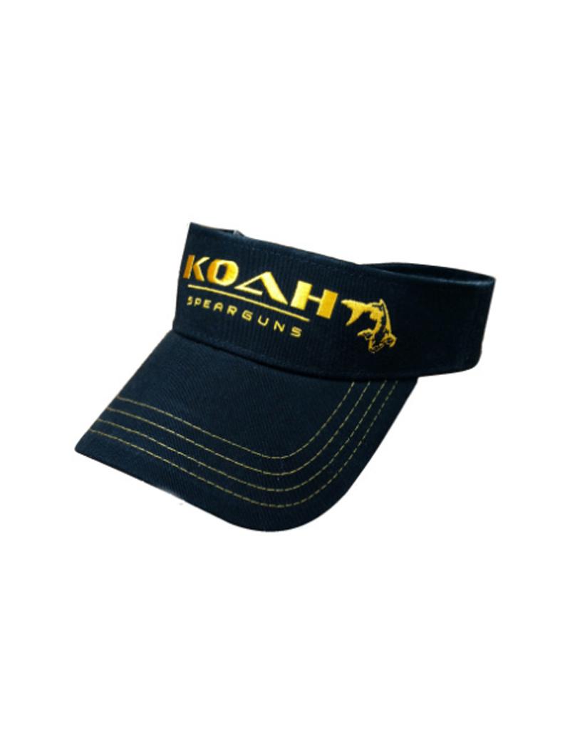 Koah Spearguns Koah Visor Blk/Org