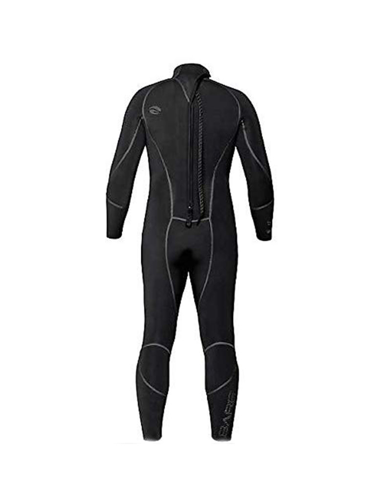 Huish Bare Men's 5mm Reactive Full Wetsuit