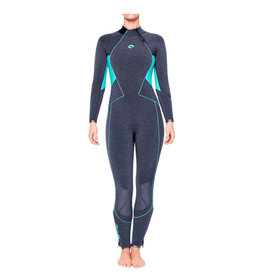 Huish Bare Women's 7mm Evoke Full Wetsuit