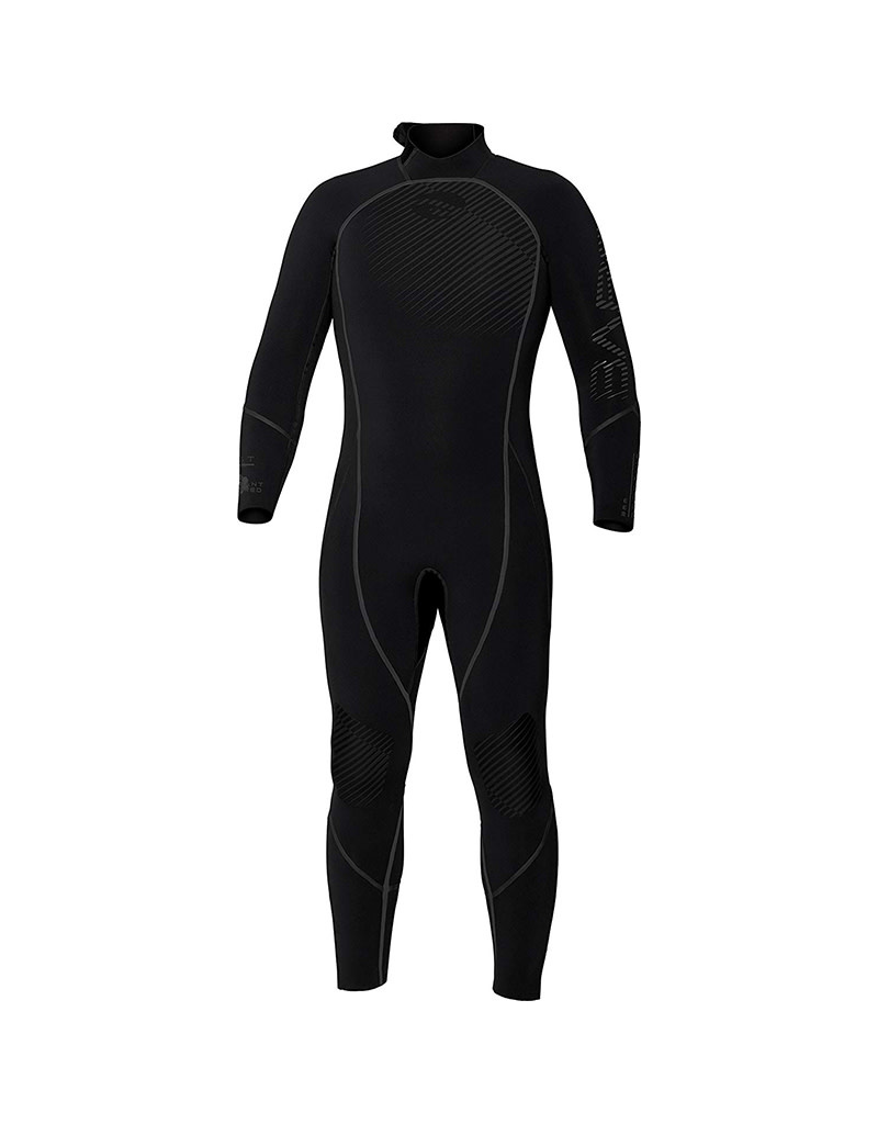 Huish Bare Men's 3mm Reactive Full Wetsuit