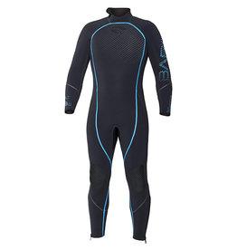 Huish Bare Men's 3mm Reactive Full Wetsuit NLA