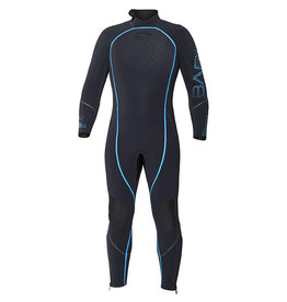 Huish Bare Men's 3mm Reactive Full Wetsuit