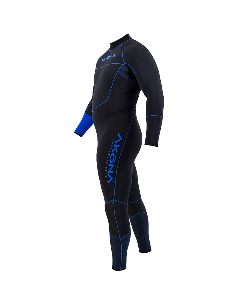 Diversco / Akona / Sherwood Akona Mens 3mm Quantum Stretch Fullsuit