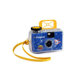 Marine Sports Mfg. Waterproof Polaroid Camera - Single Use