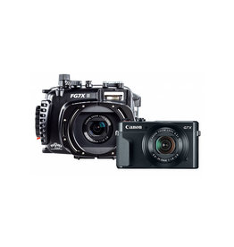 Fantasea Fantasea FG7X II Housing & Canon G7 X II Camera Set