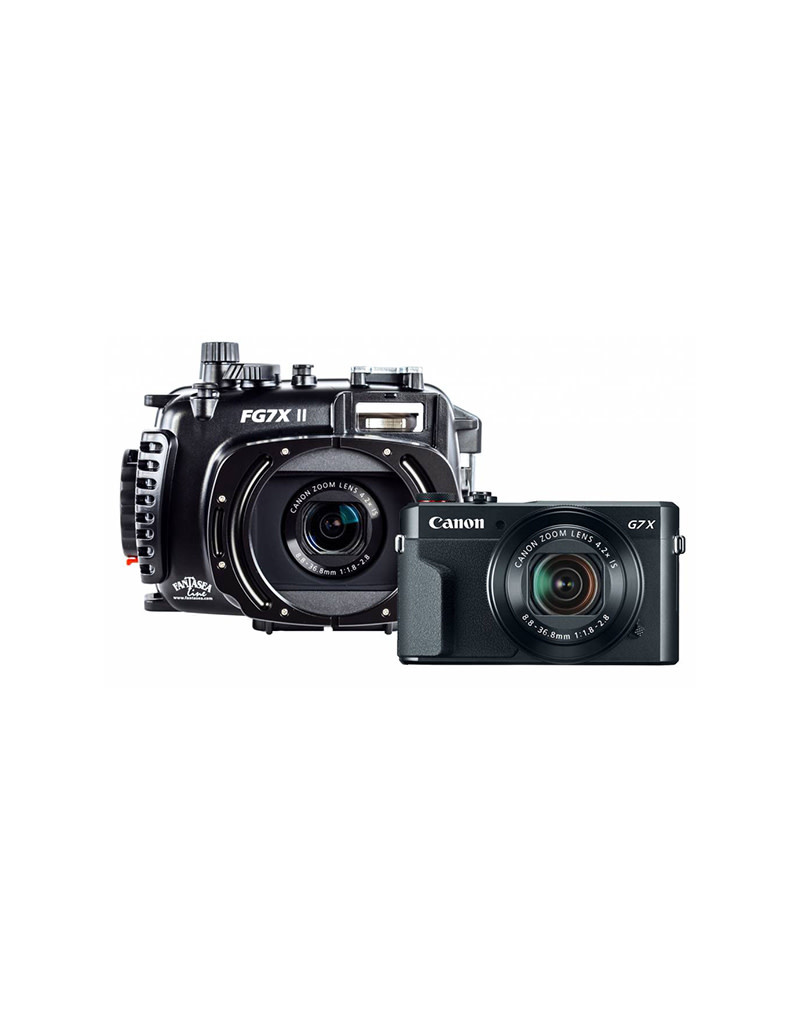 Fantasea Fantasea FG7X II Housing & Canon G7 X II Camera Set