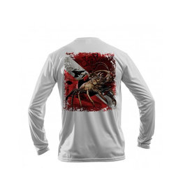 Sea Fear Sea Fear Lobster Flag LS Perf