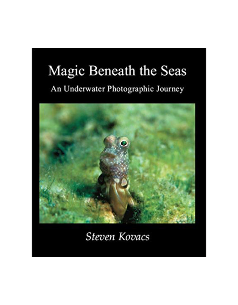 Force-E Magic Beneath the Sea Book