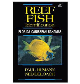 New World Publications Fish ID Caribbean Book