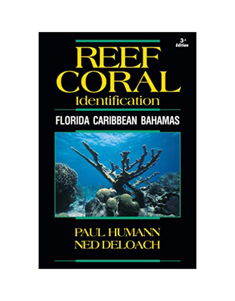 New World Publications Reef Coral ID Caribbean Book