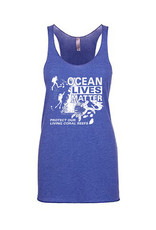 Stoked on Salt SOS Ocean Lives Matter Tank