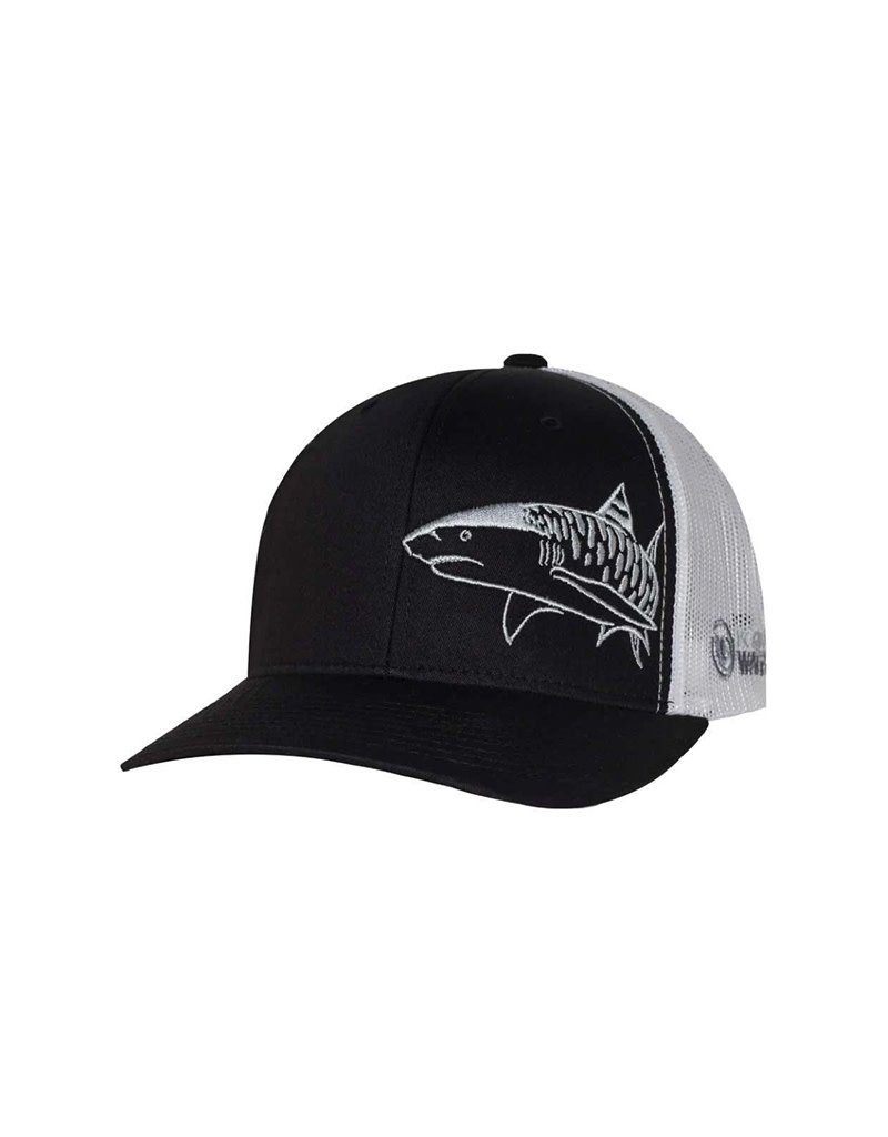 Born of Water Born of Water Tiger Shark Trucker Hat