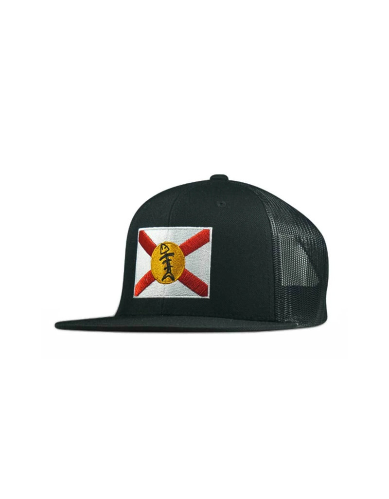 Born of Water Speared Flag Hat