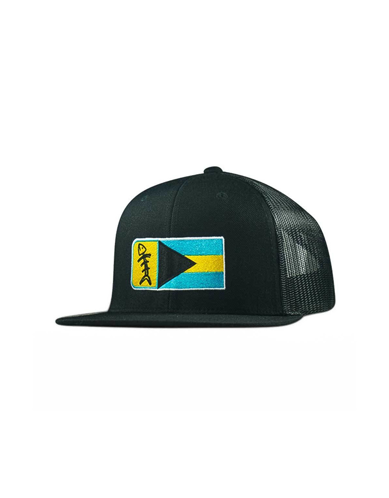 Born of Water Born of Water Flag Trucker Hat