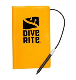 Dive Rite Dive Rite Slate Notebook ''Dive Writes'' w/Pencil
