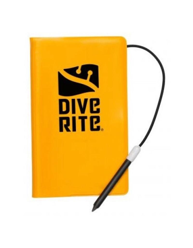 Dive Rite Dive Rite Slate Notebook ''Dive Writes'' w/Pencil