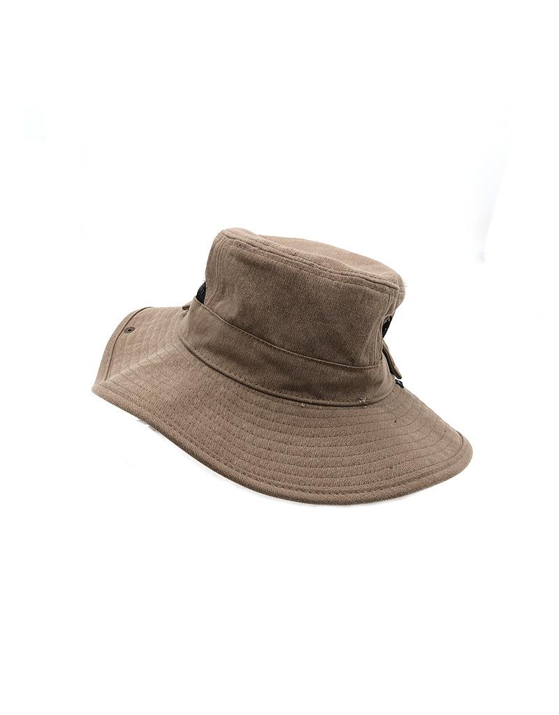 Tank Stream Design Inc Kooringal Mens Hiker Herringbone Hat