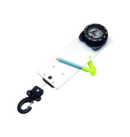 Innovative Scuba Concepts Innovative Compass Slate w/Locking Gripper