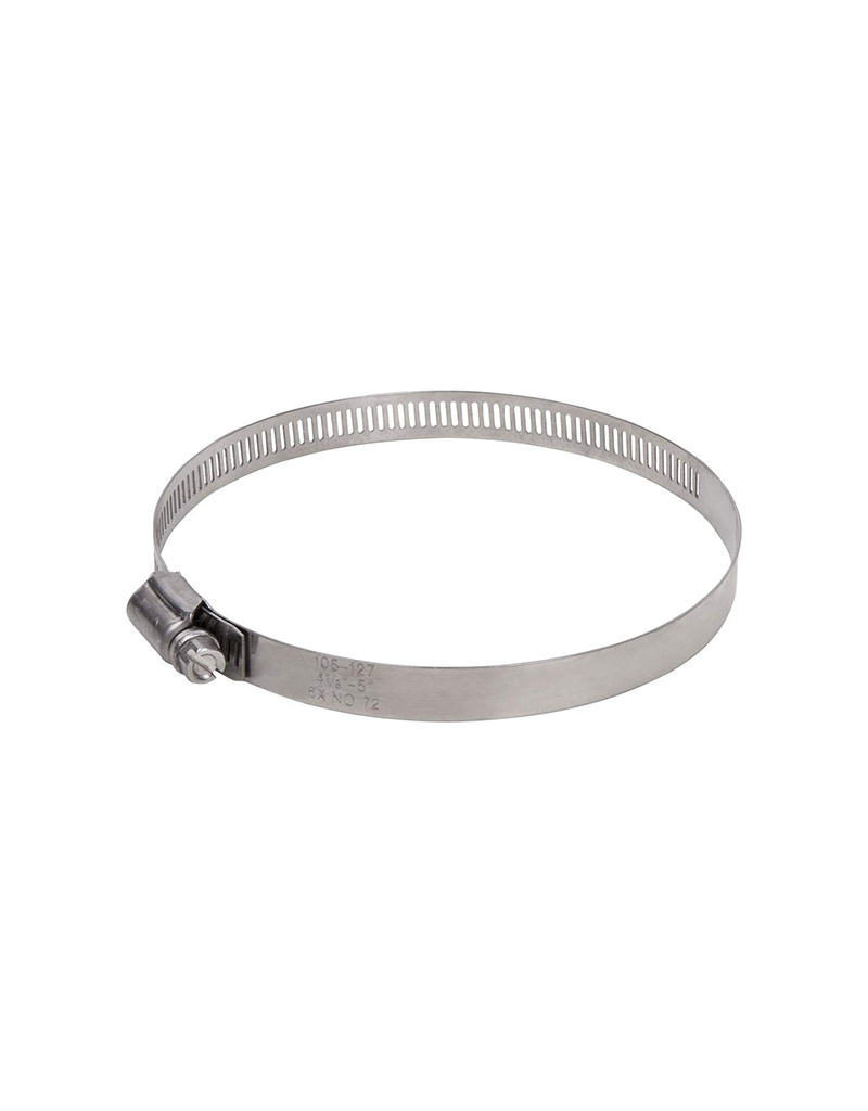 Trident Trident Tank 6'' Nylon Sleeved SS Clamp