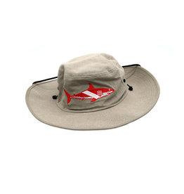 Trident Trident Hat Floppy Shark Diver