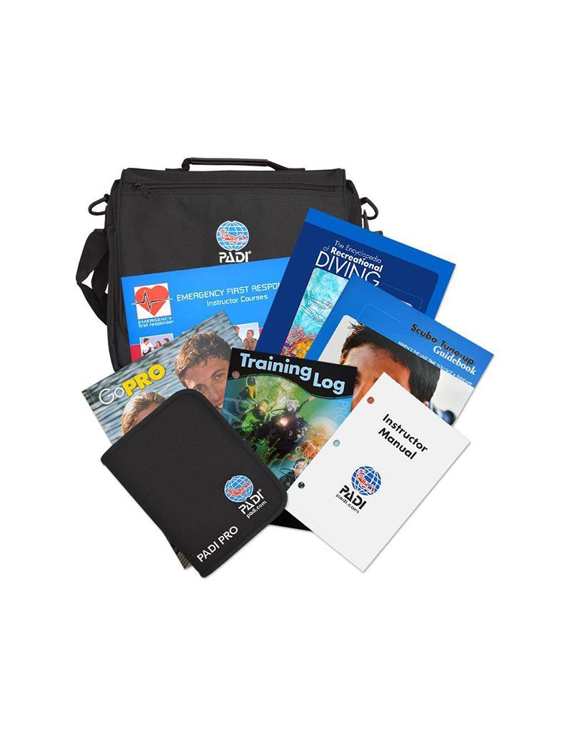 PADI PADI Divemaster Crew-Pak and Instructor Manual