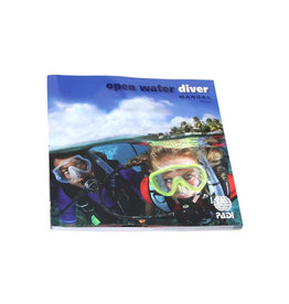 PADI PADI Open Water Diver Manual W/Table