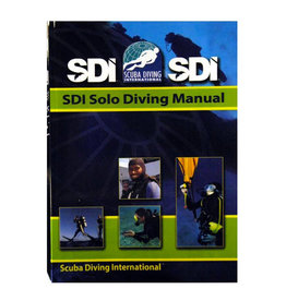TDI / SDI / ERDI SDI Solo Diver Manual & Knowledge Quest