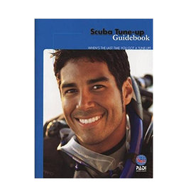 PADI PADI Scuba Tune-Up Guidebook