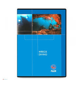 PADI PADI Wreck Diving DVD