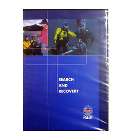 PADI PADI Search and Recovery Diving DVD