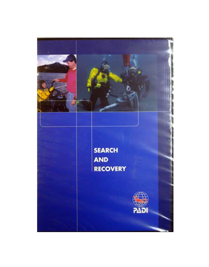 PADI PADI Search and Recovery Diving DVD