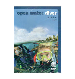 PADI PADI Open Water Diver Multilingual DVD