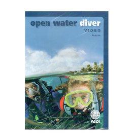 PADI PADI Open Water Diver Multilingual DVD