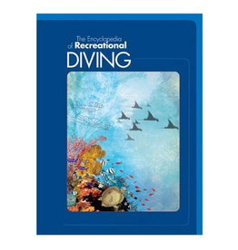 PADI PADI Encyclopedia of Recreational Diving Soft Cover Book