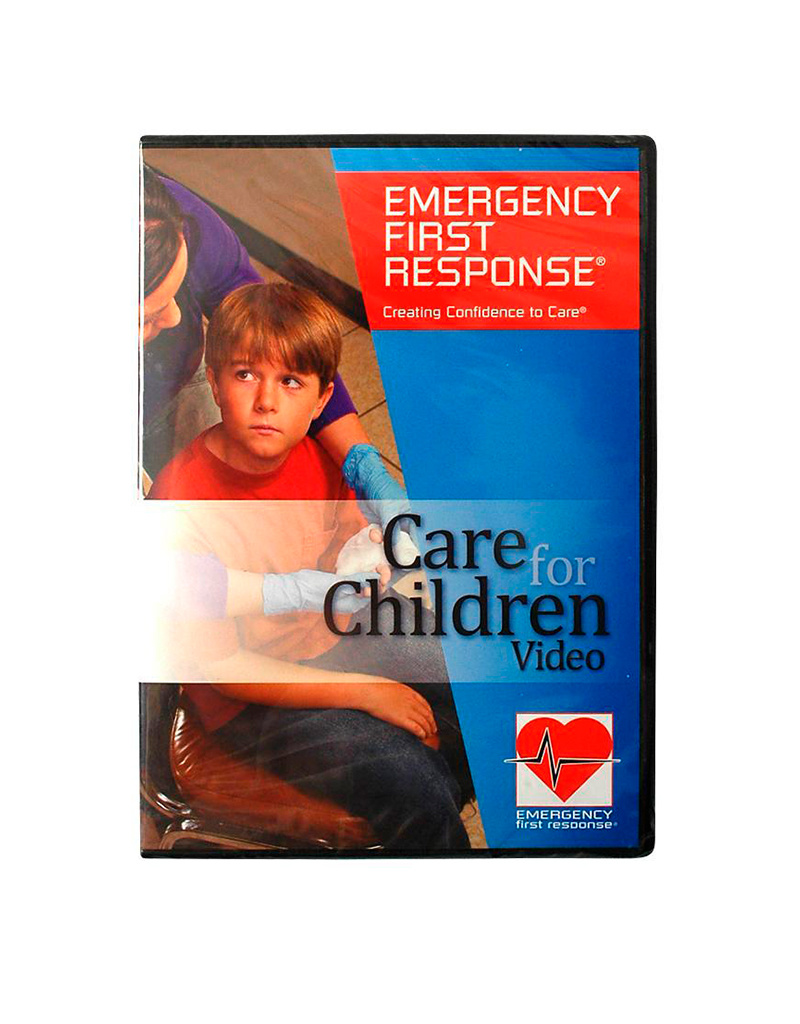 PADI PADI EFR Care for Chidren DVD