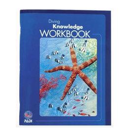 PADI PADI Diving Knowledge Workbook