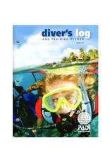 PADI PADI Diver's Blue Logbook and Training Record