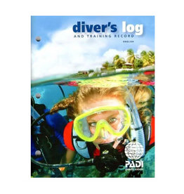PADI PADI Diver's Blue Logbook and Training Record