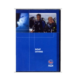 PADI PADI Boat Diving DVD